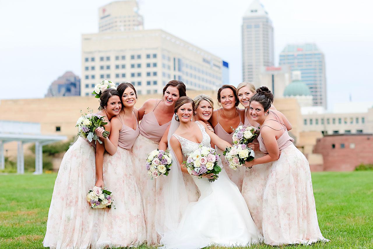 Kelsey Joe Mavris Indianapolis Wedding 219