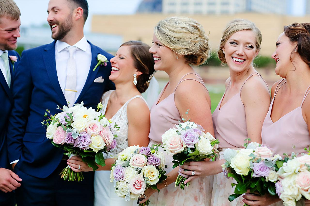 Kelsey Joe Mavris Indianapolis Wedding 197