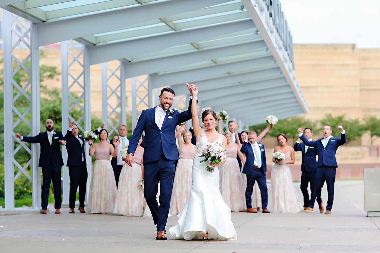Kelsey Joe Mavris Indianapolis Wedding 182