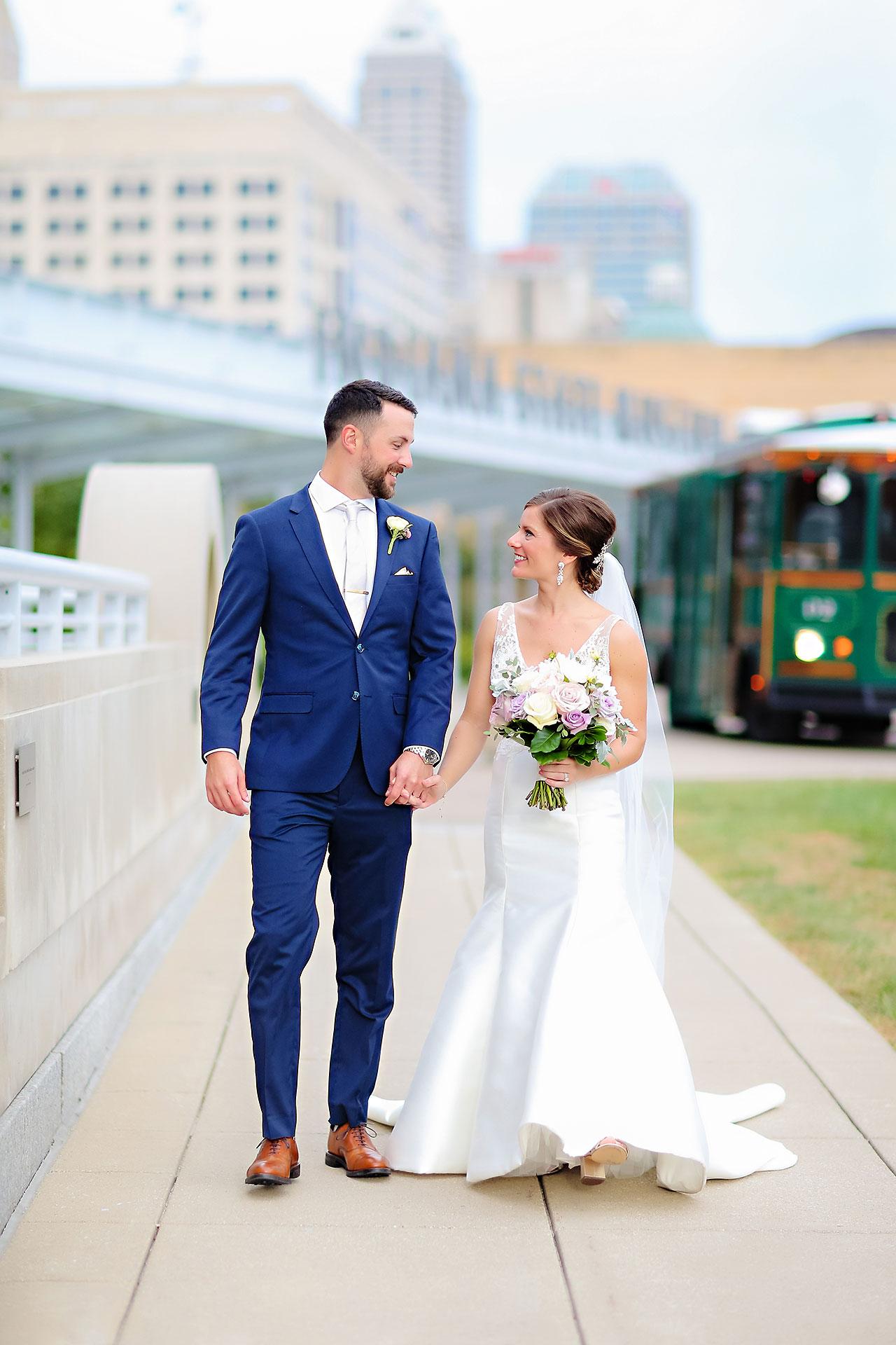 Kelsey Joe Mavris Indianapolis Wedding 183