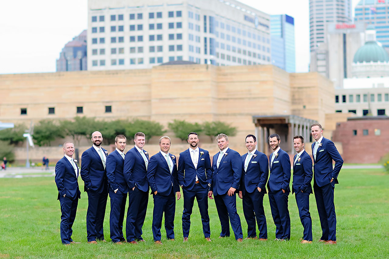 Kelsey Joe Mavris Indianapolis Wedding 181