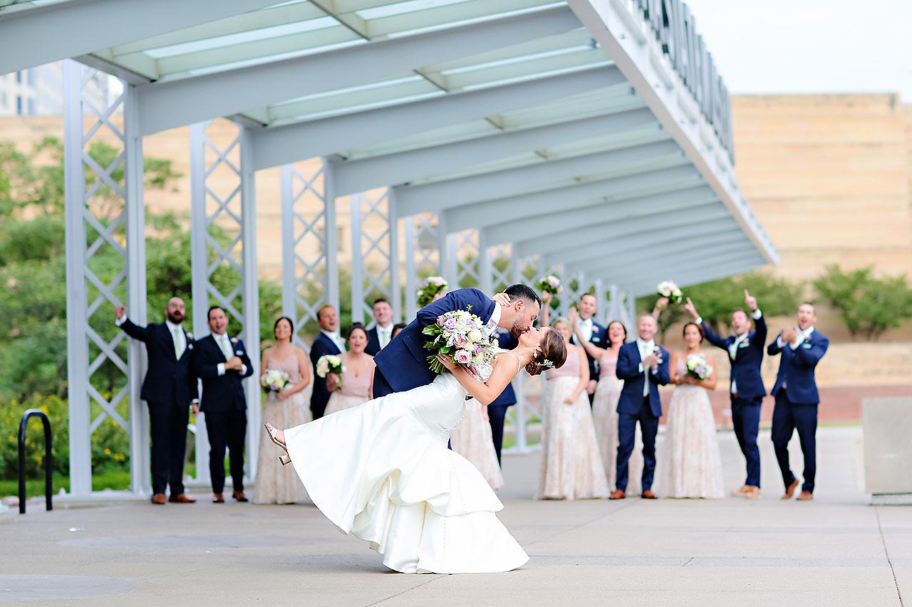 Kelsey Joe Mavris Indianapolis Wedding 178