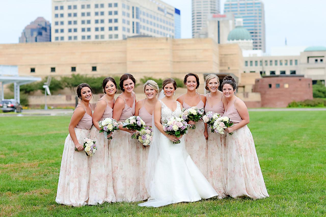 Kelsey Joe Mavris Indianapolis Wedding 175