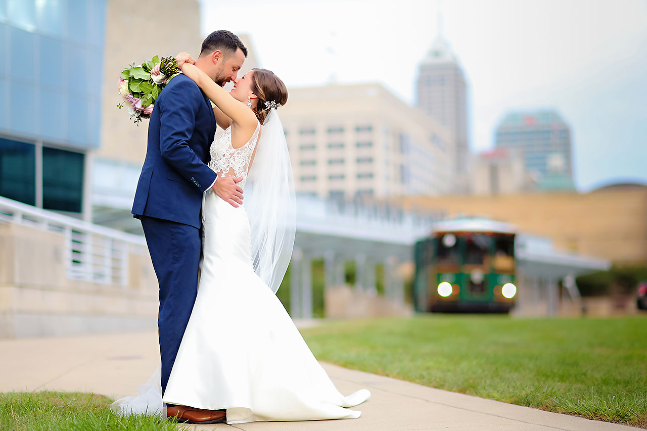 Kelsey Joe Mavris Indianapolis Wedding 171