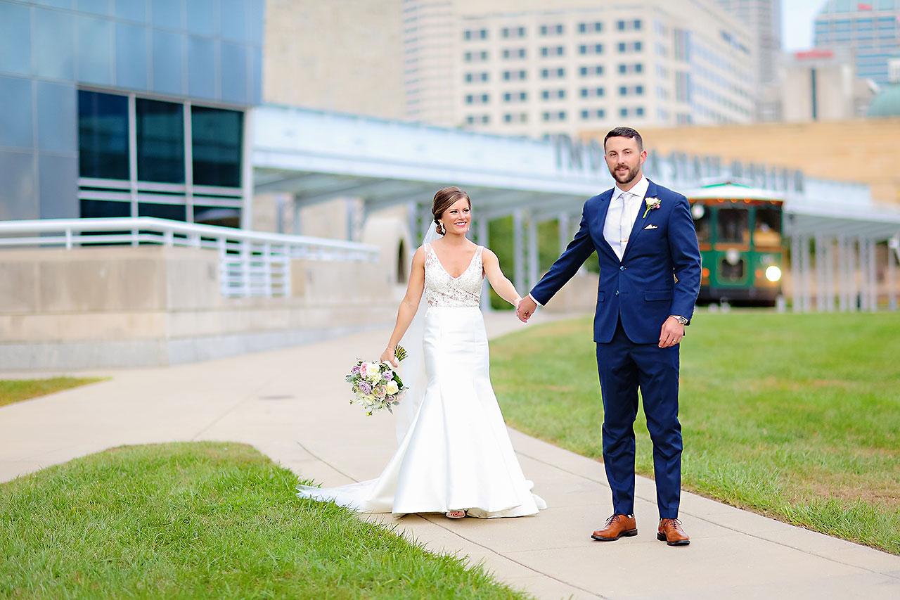 Kelsey Joe Mavris Indianapolis Wedding 168