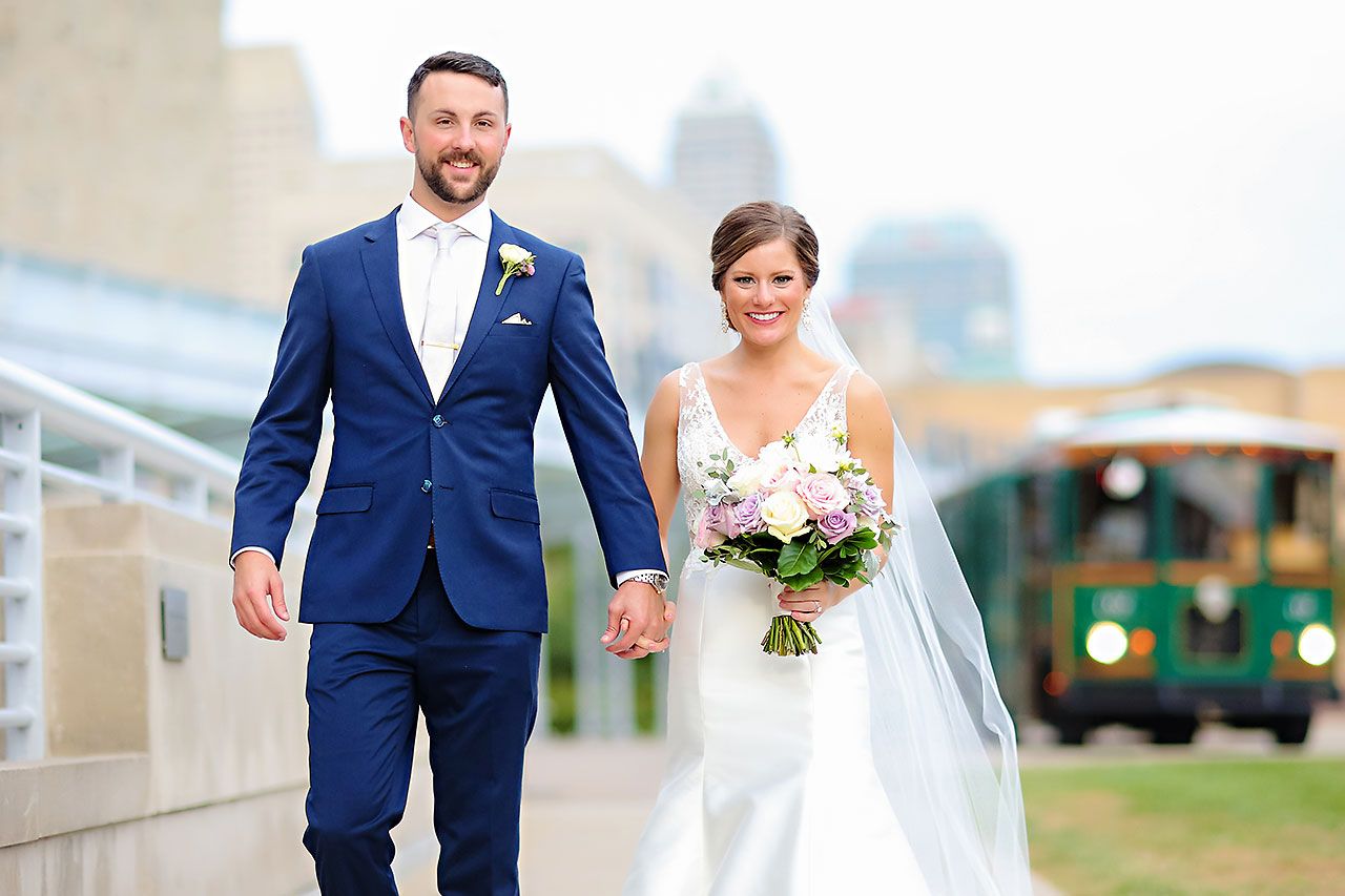 Kelsey Joe Mavris Indianapolis Wedding 166