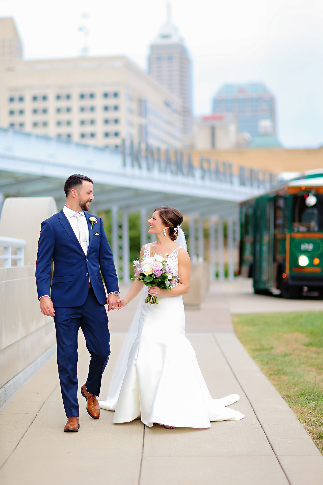 Kelsey Joe Mavris Indianapolis Wedding 162