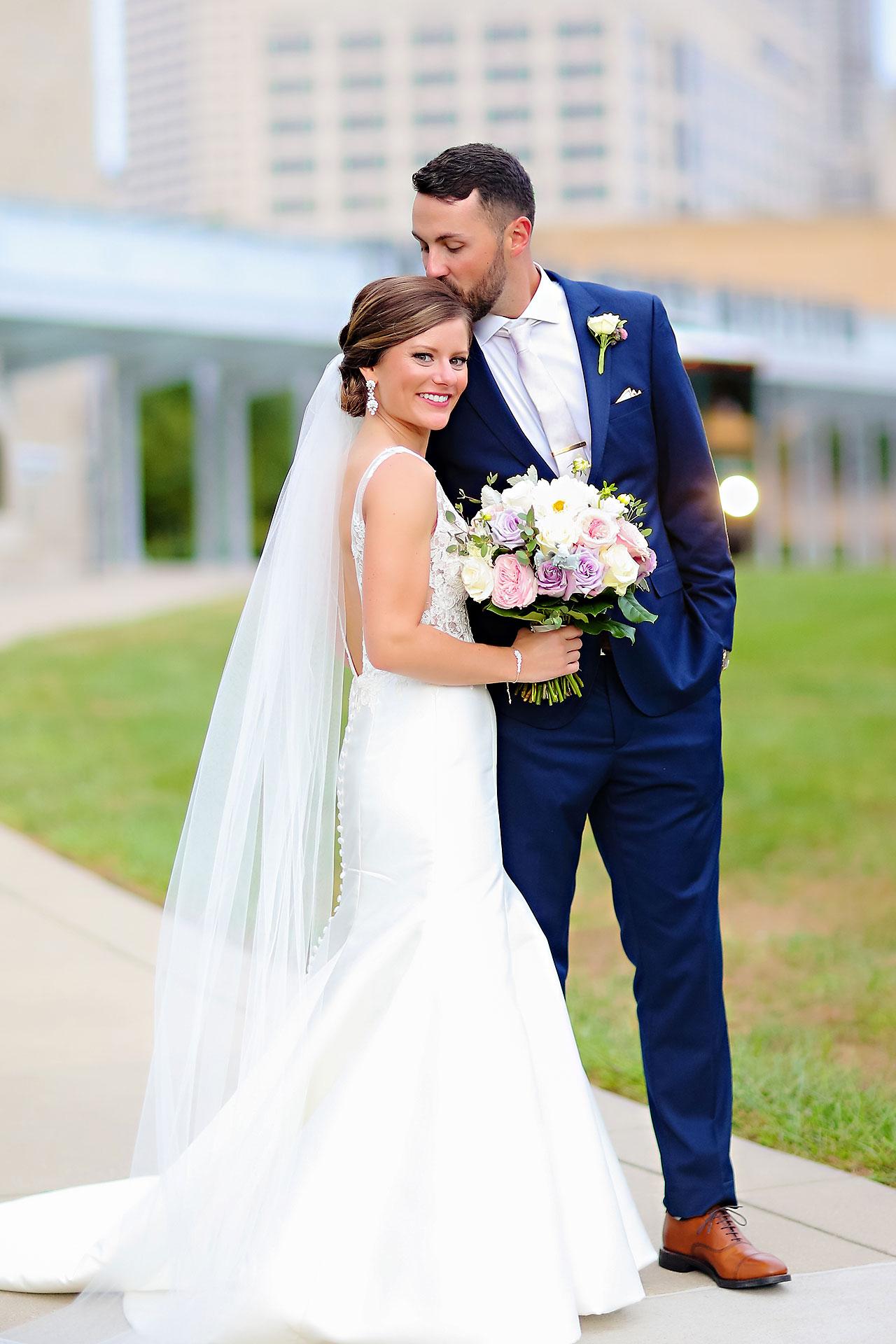 Kelsey Joe Mavris Indianapolis Wedding 163