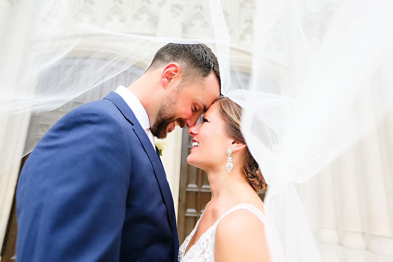 Kelsey Joe Mavris Indianapolis Wedding 149