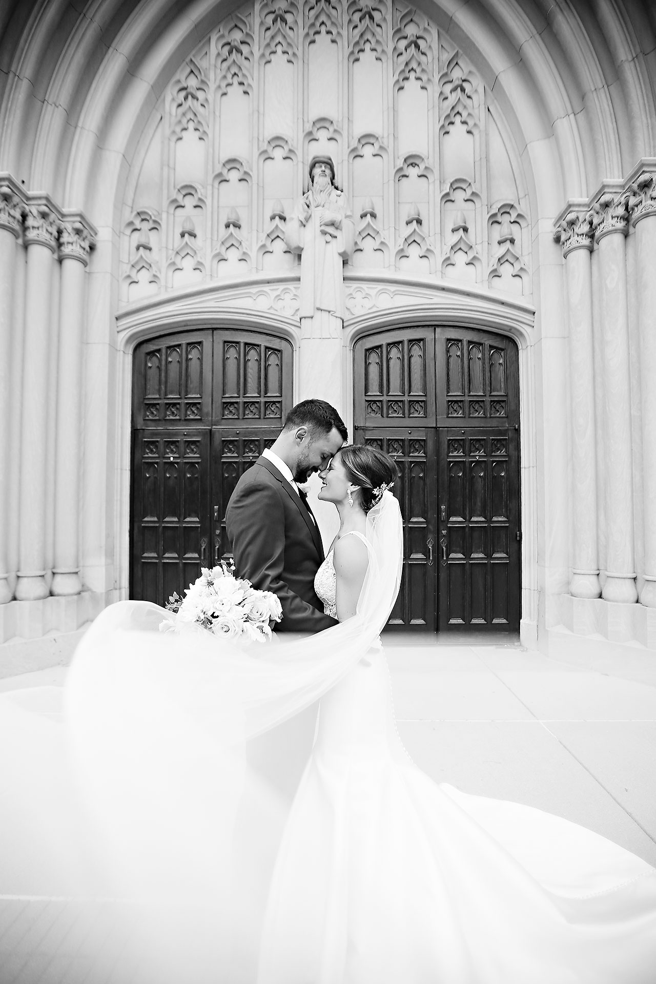Kelsey Joe Mavris Indianapolis Wedding 146