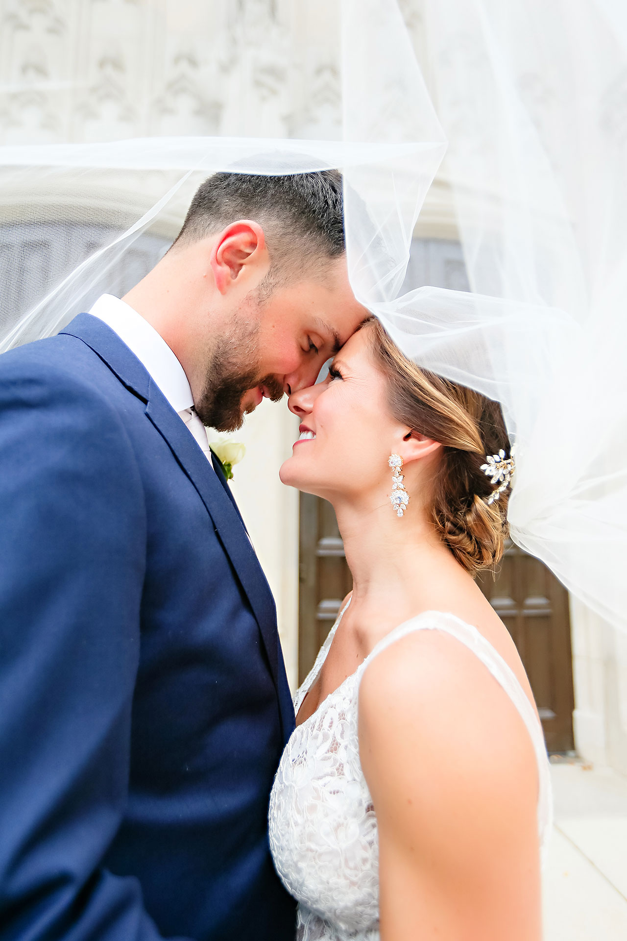 Kelsey Joe Mavris Indianapolis Wedding 143