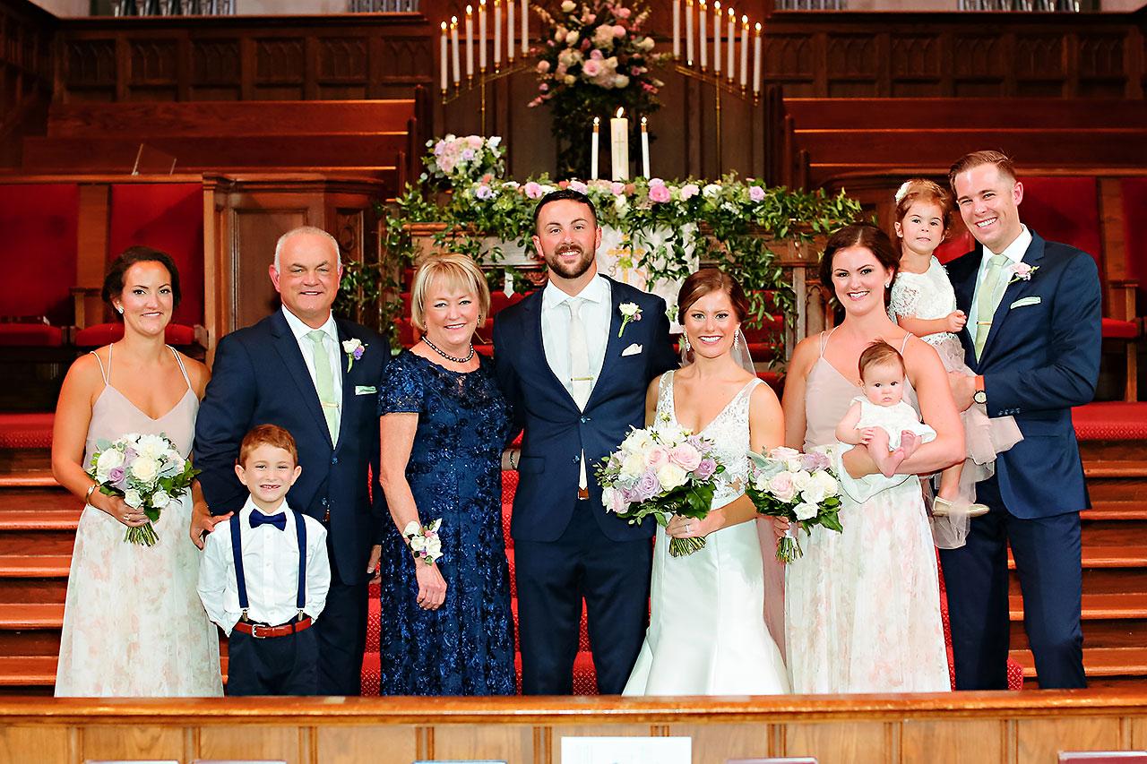 Kelsey Joe Mavris Indianapolis Wedding 133