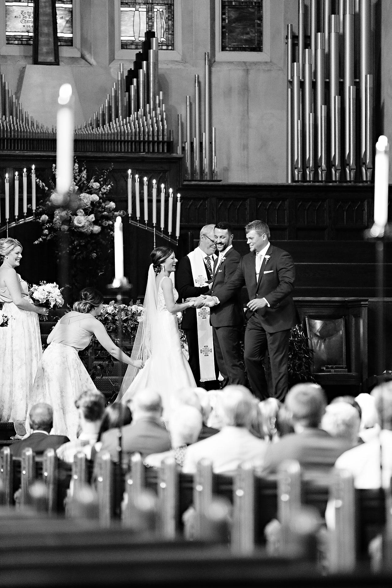 Kelsey Joe Mavris Indianapolis Wedding 125