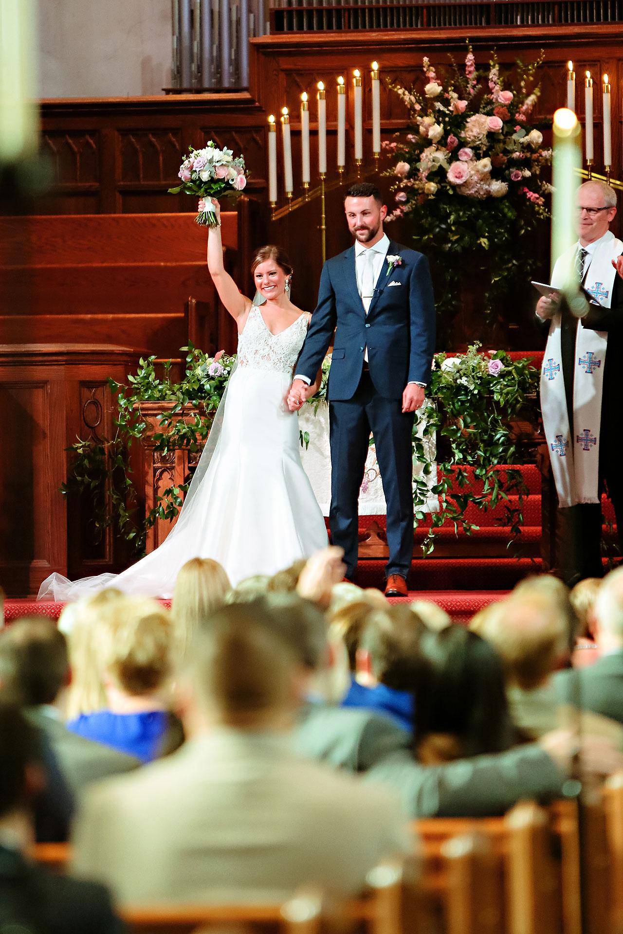Kelsey Joe Mavris Indianapolis Wedding 127
