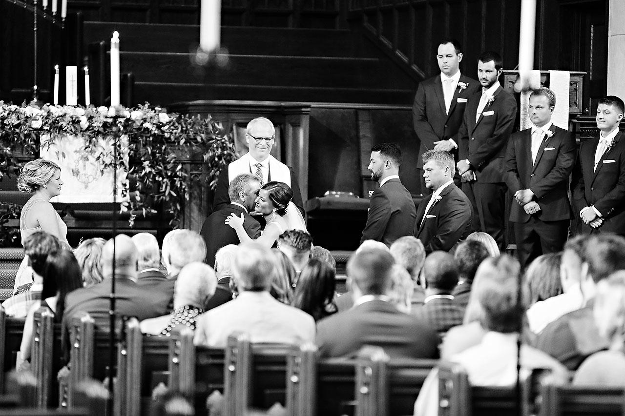 Kelsey Joe Mavris Indianapolis Wedding 121