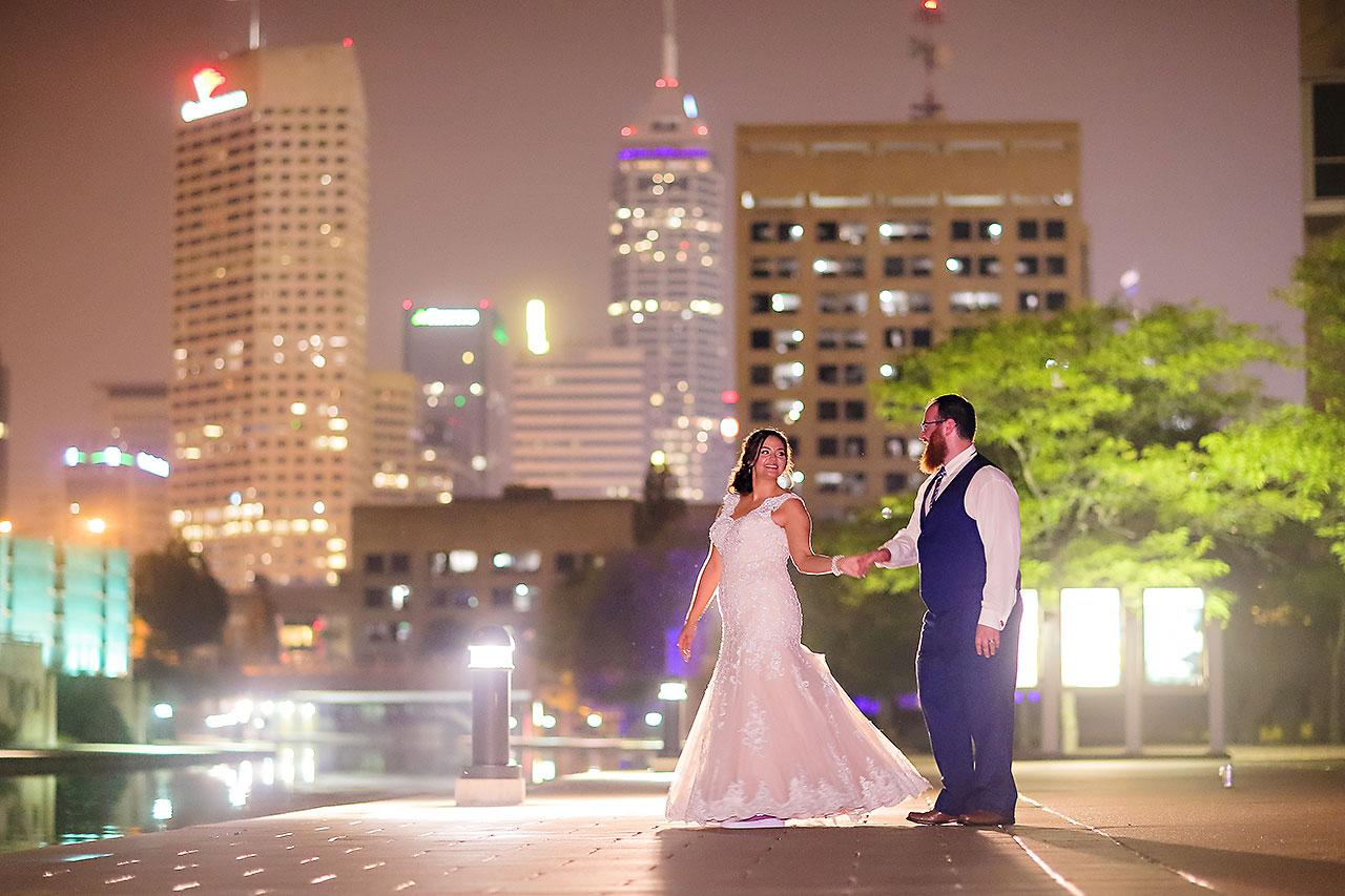 Kim Mike Indiana State Museum Wedding 375