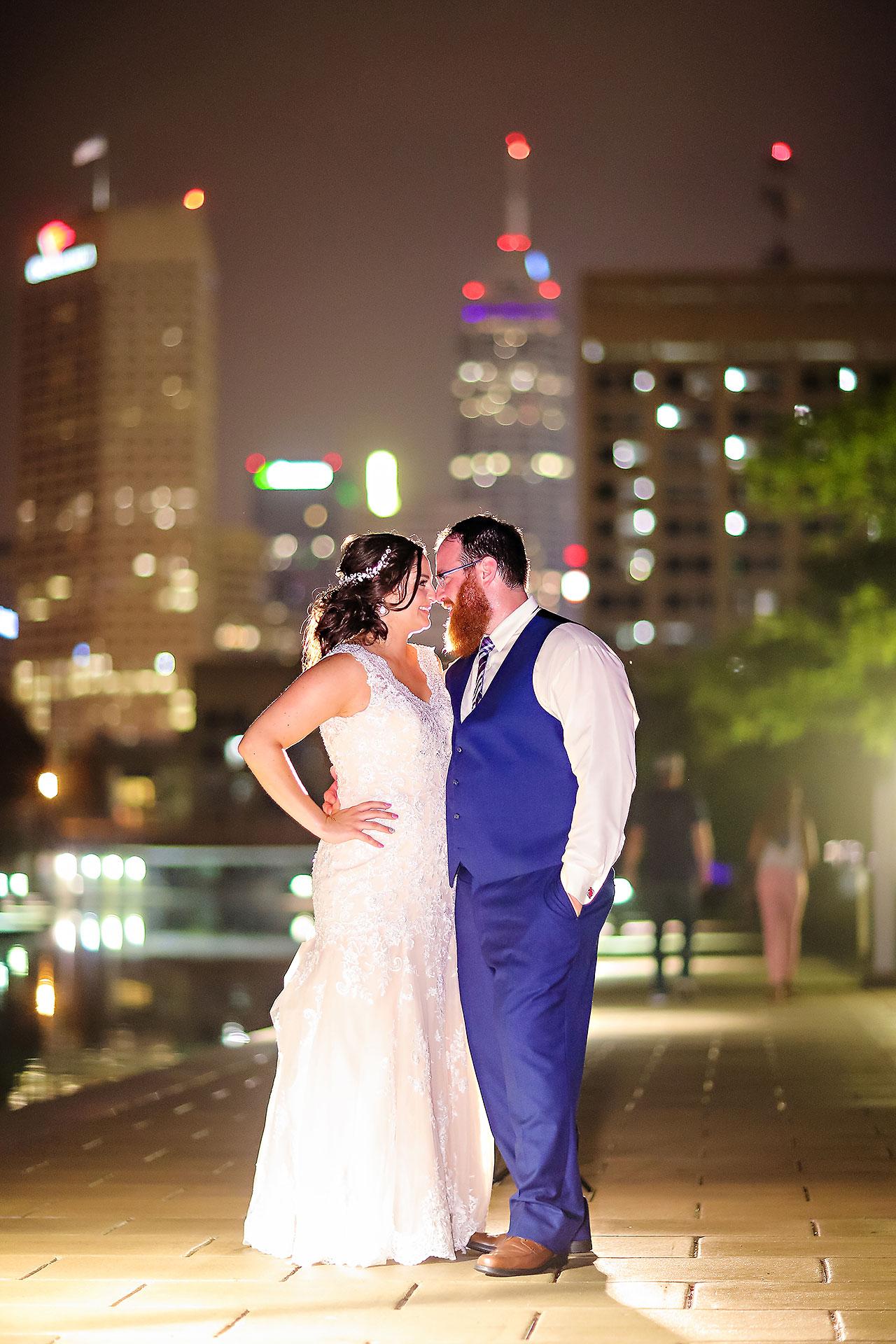 Kim Mike Indiana State Museum Wedding 373