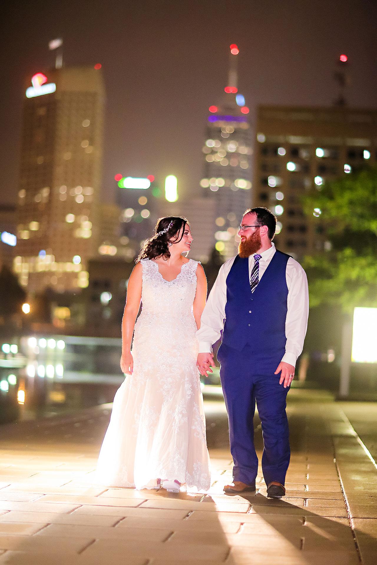 Kim Mike Indiana State Museum Wedding 367