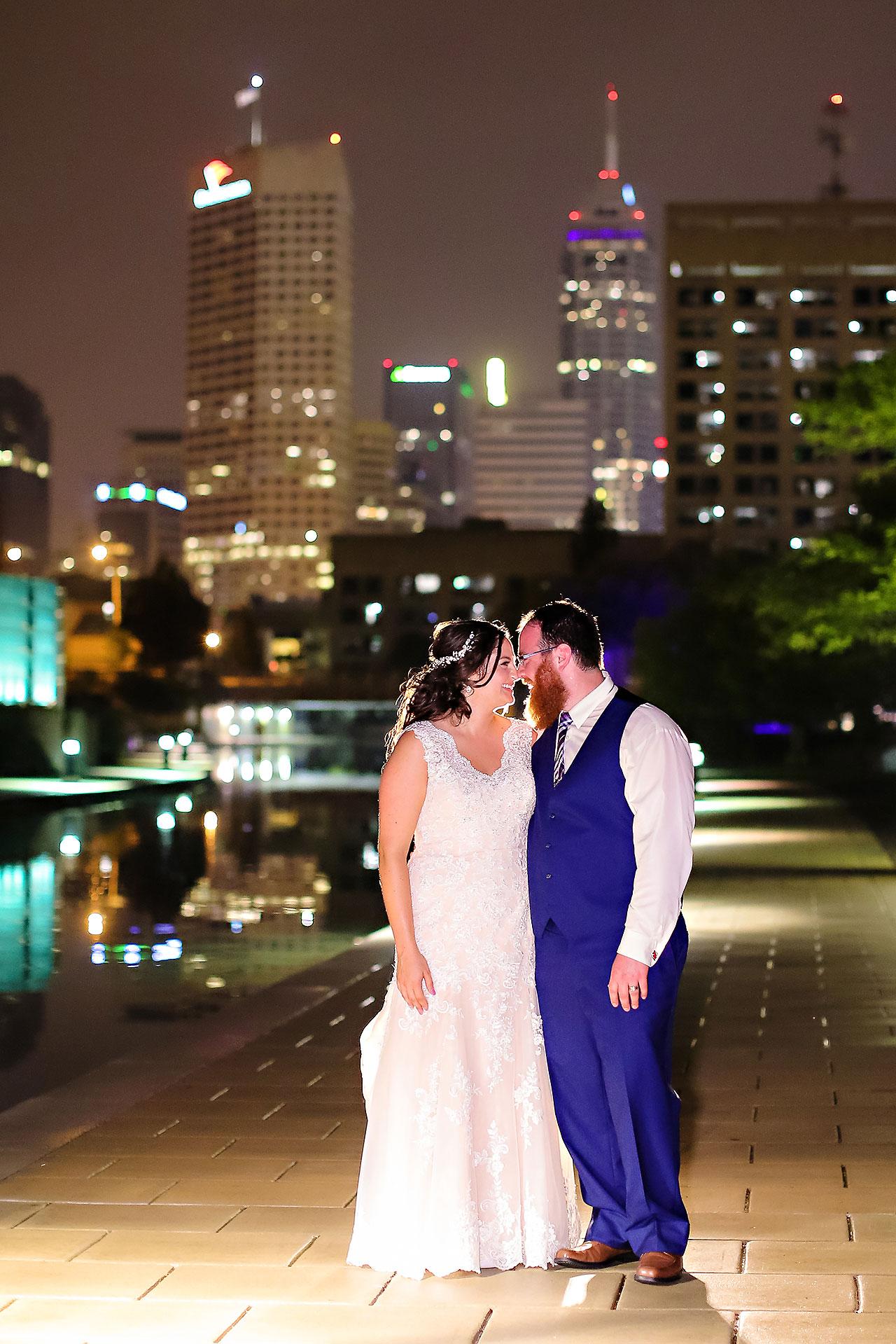 Kim Mike Indiana State Museum Wedding 365