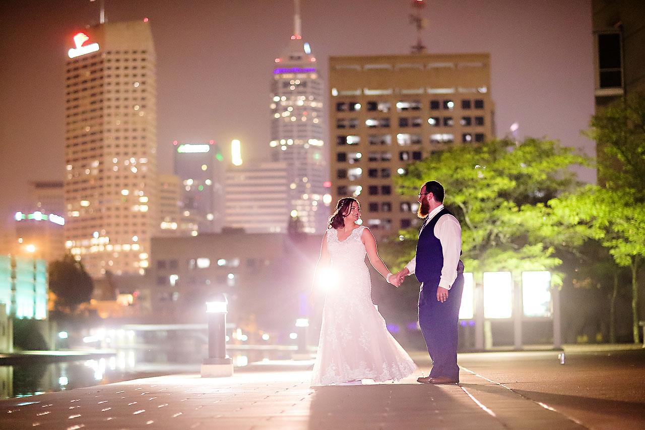 Kim Mike Indiana State Museum Wedding 361