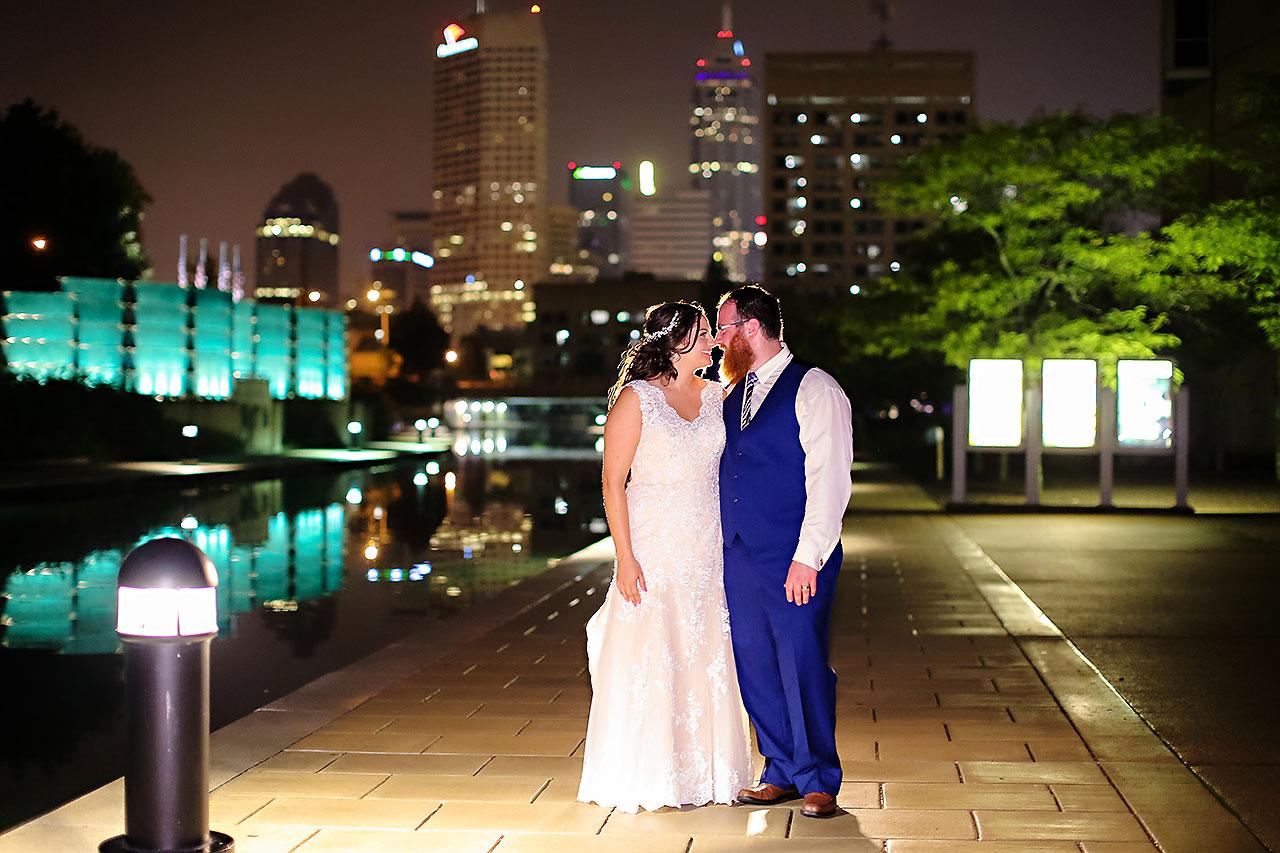 Kim Mike Indiana State Museum Wedding 363