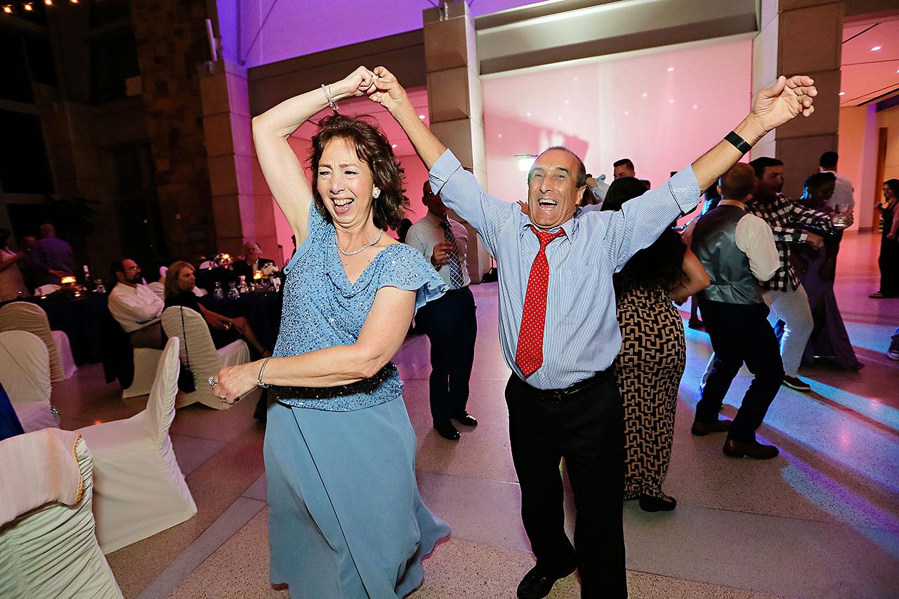 Kim Mike Indiana State Museum Wedding 352