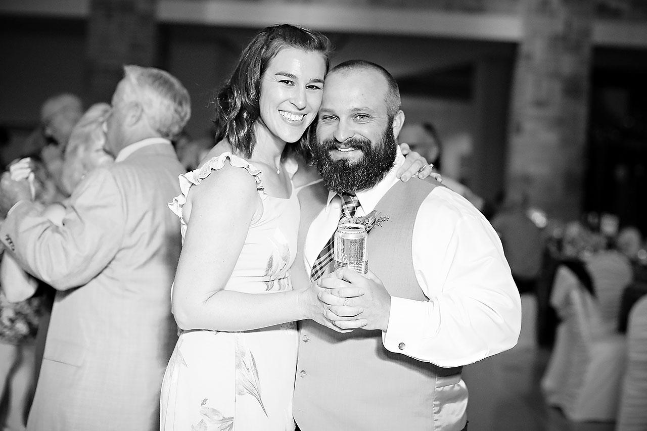 Kim Mike Indiana State Museum Wedding 341