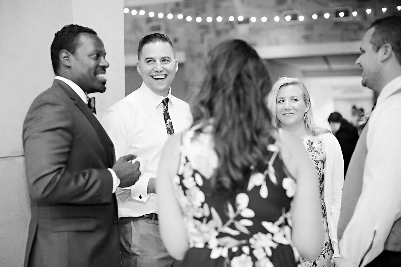 Kim Mike Indiana State Museum Wedding 314