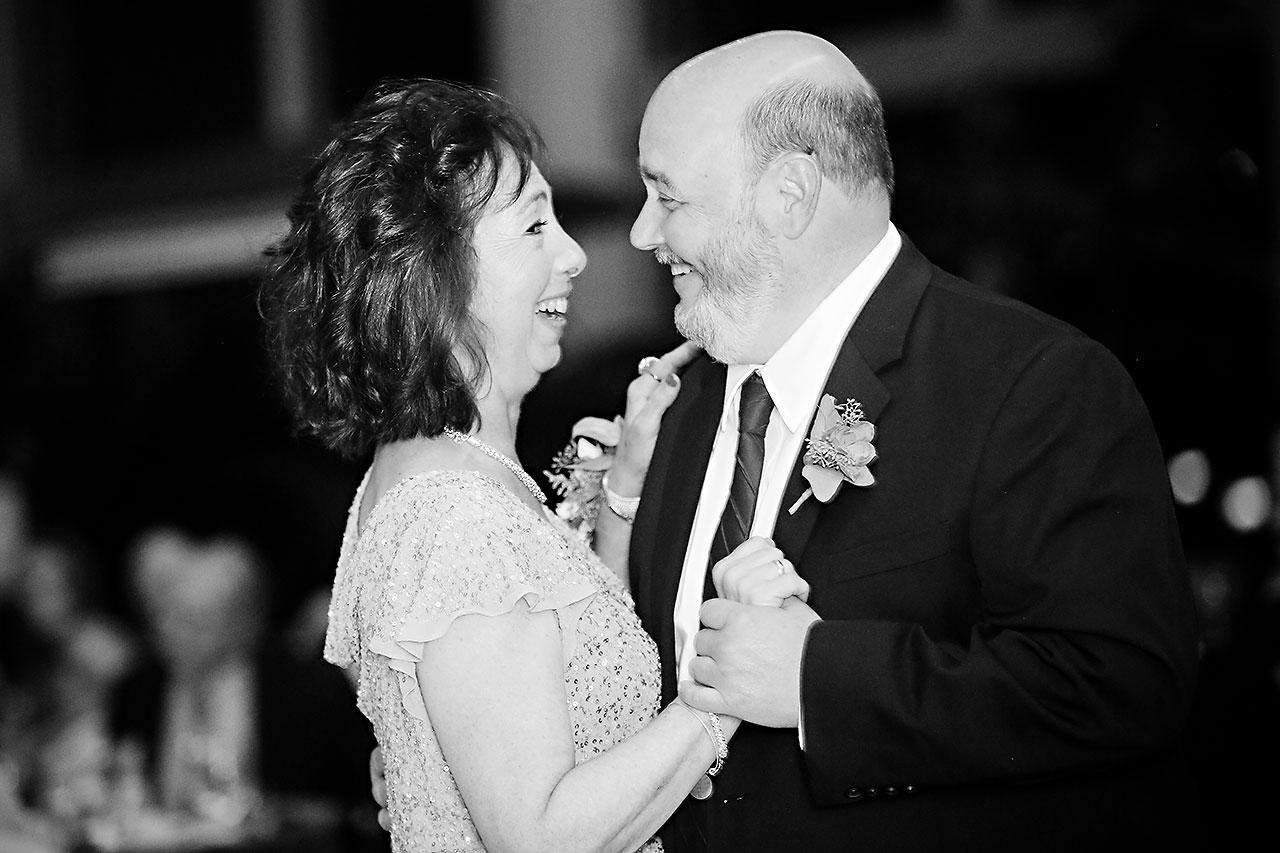 Kim Mike Indiana State Museum Wedding 306