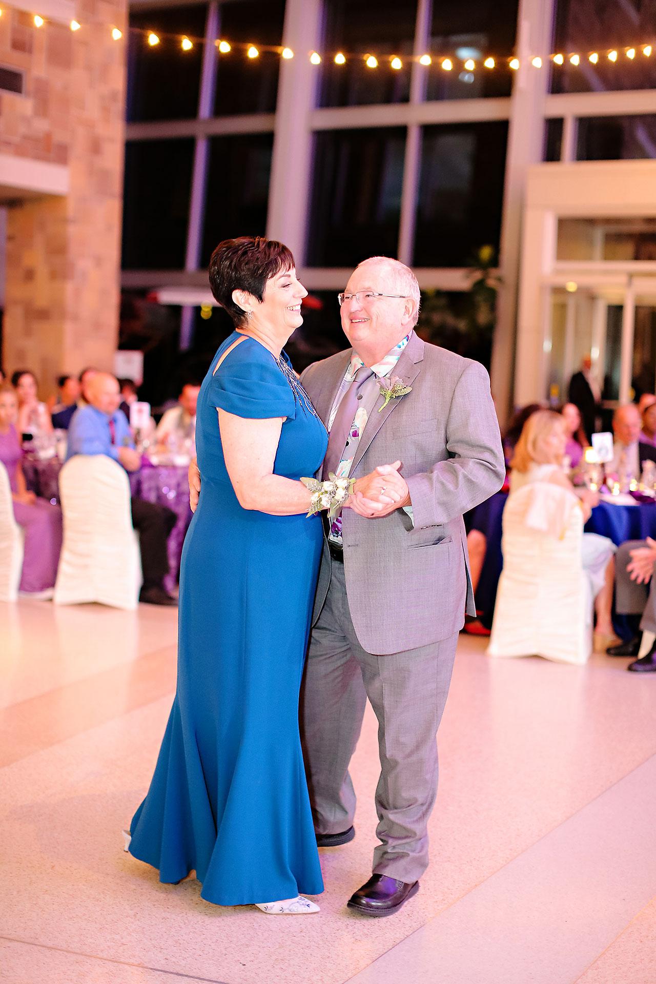 Kim Mike Indiana State Museum Wedding 300