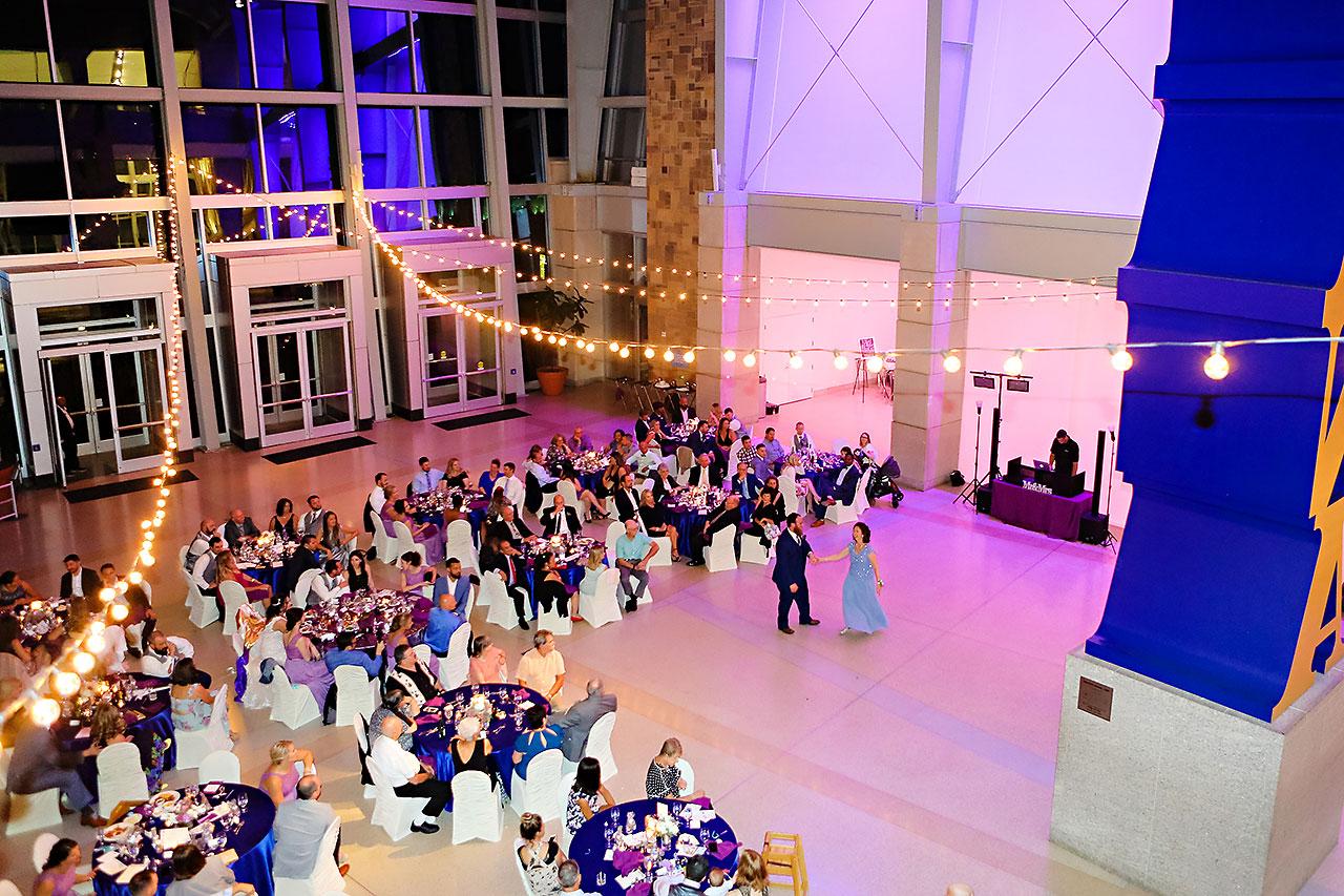 Kim Mike Indiana State Museum Wedding 297