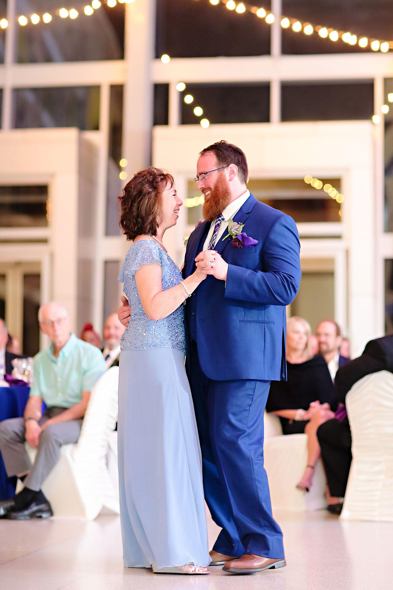 Kim Mike Indiana State Museum Wedding 293