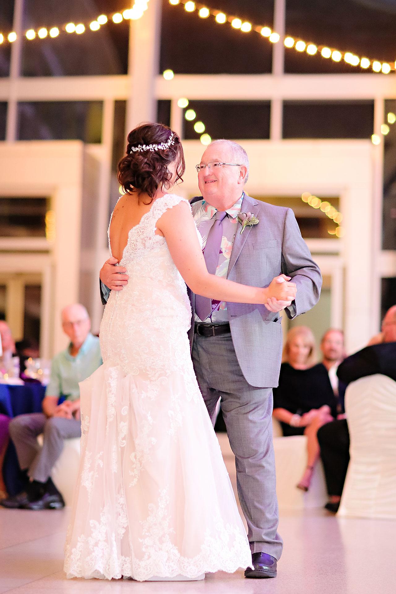 Kim Mike Indiana State Museum Wedding 292