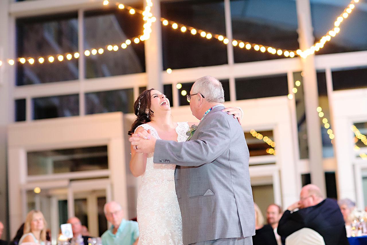 Kim Mike Indiana State Museum Wedding 288