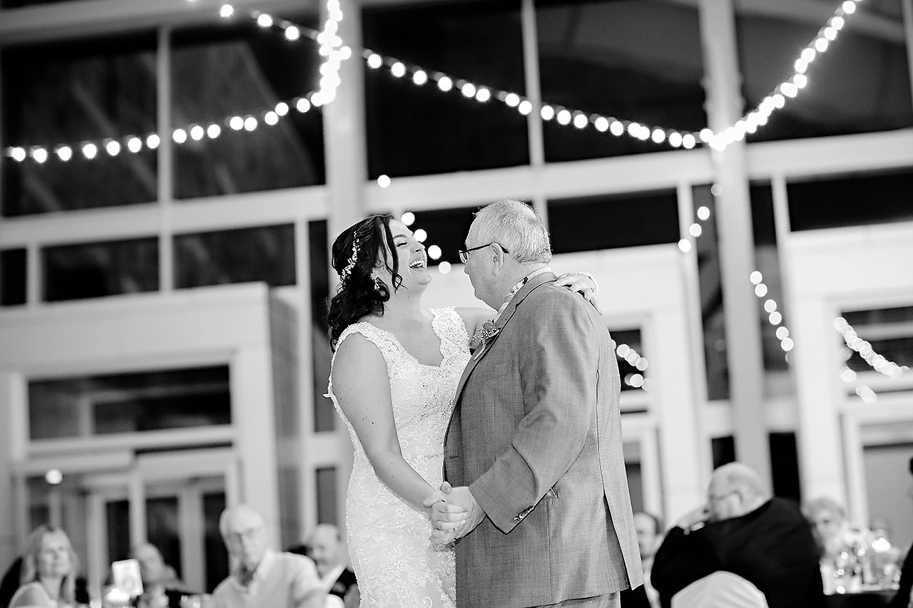 Kim Mike Indiana State Museum Wedding 289