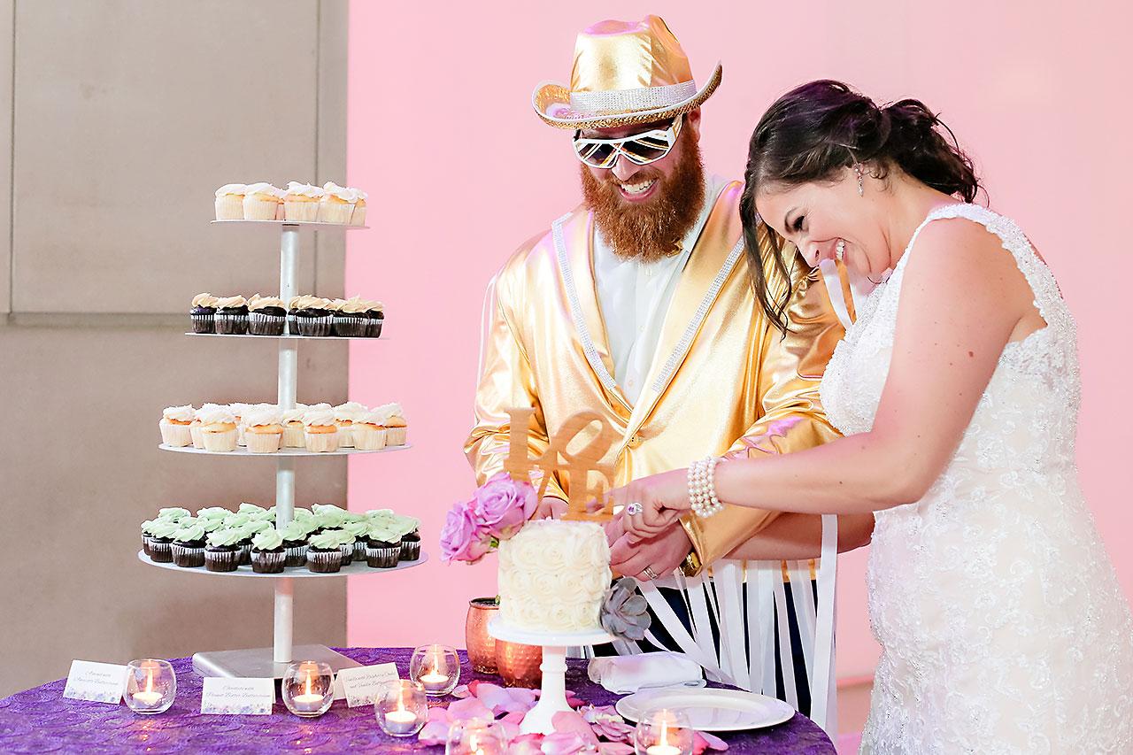 Kim Mike Indiana State Museum Wedding 277