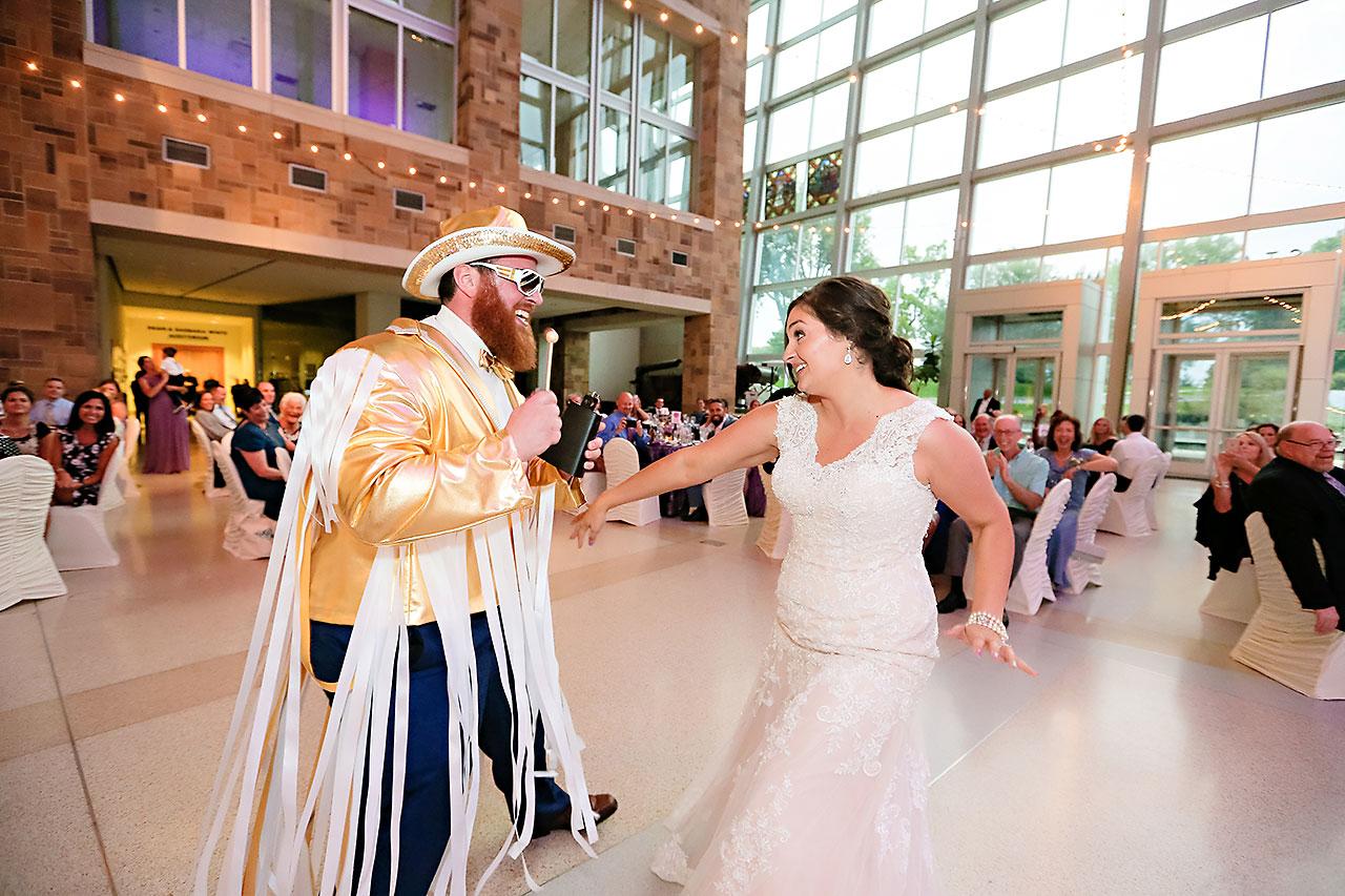 Kim Mike Indiana State Museum Wedding 275