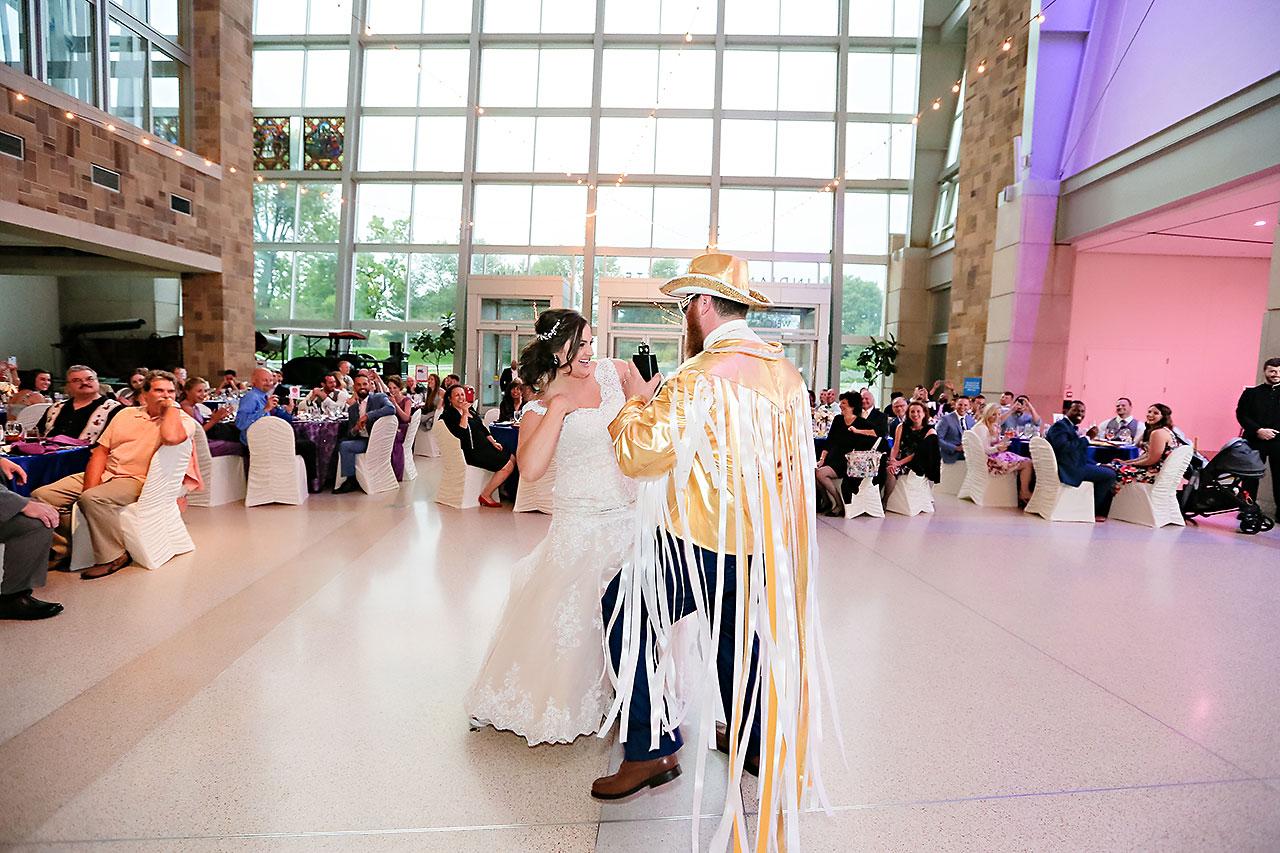 Kim Mike Indiana State Museum Wedding 273