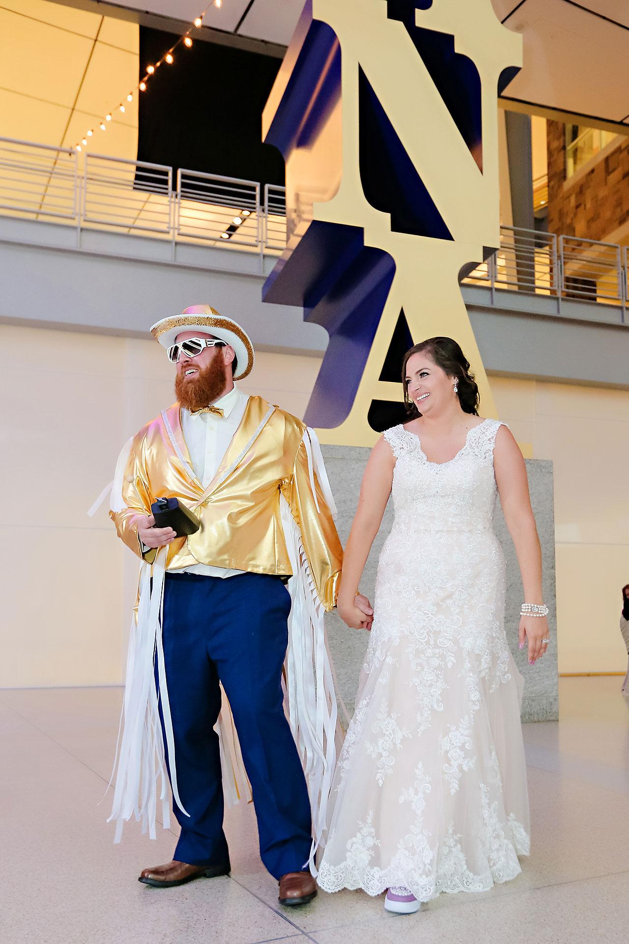 Kim Mike Indiana State Museum Wedding 271