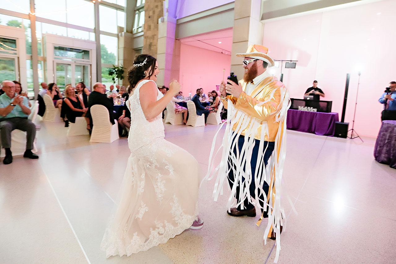 Kim Mike Indiana State Museum Wedding 272