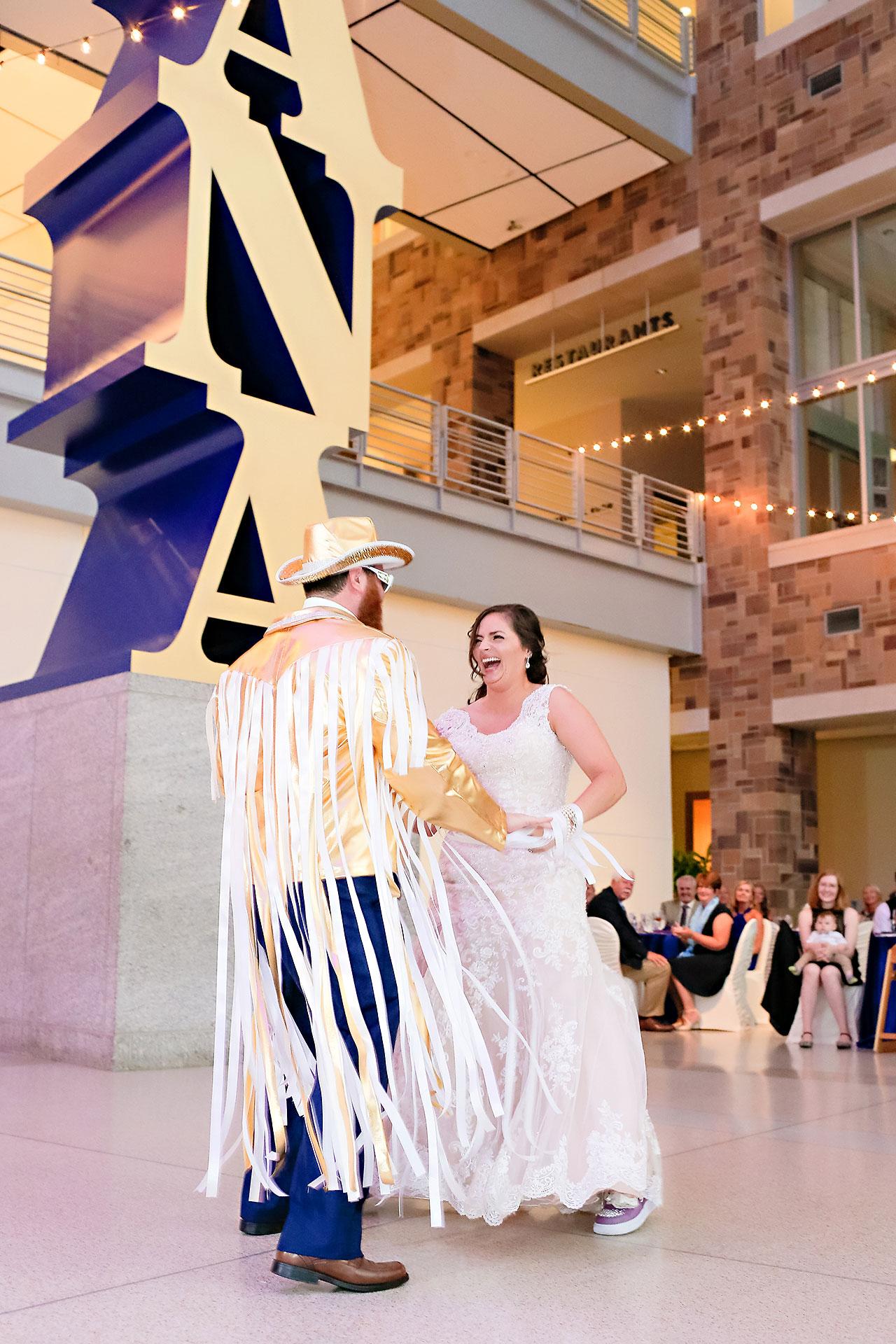 Kim Mike Indiana State Museum Wedding 268