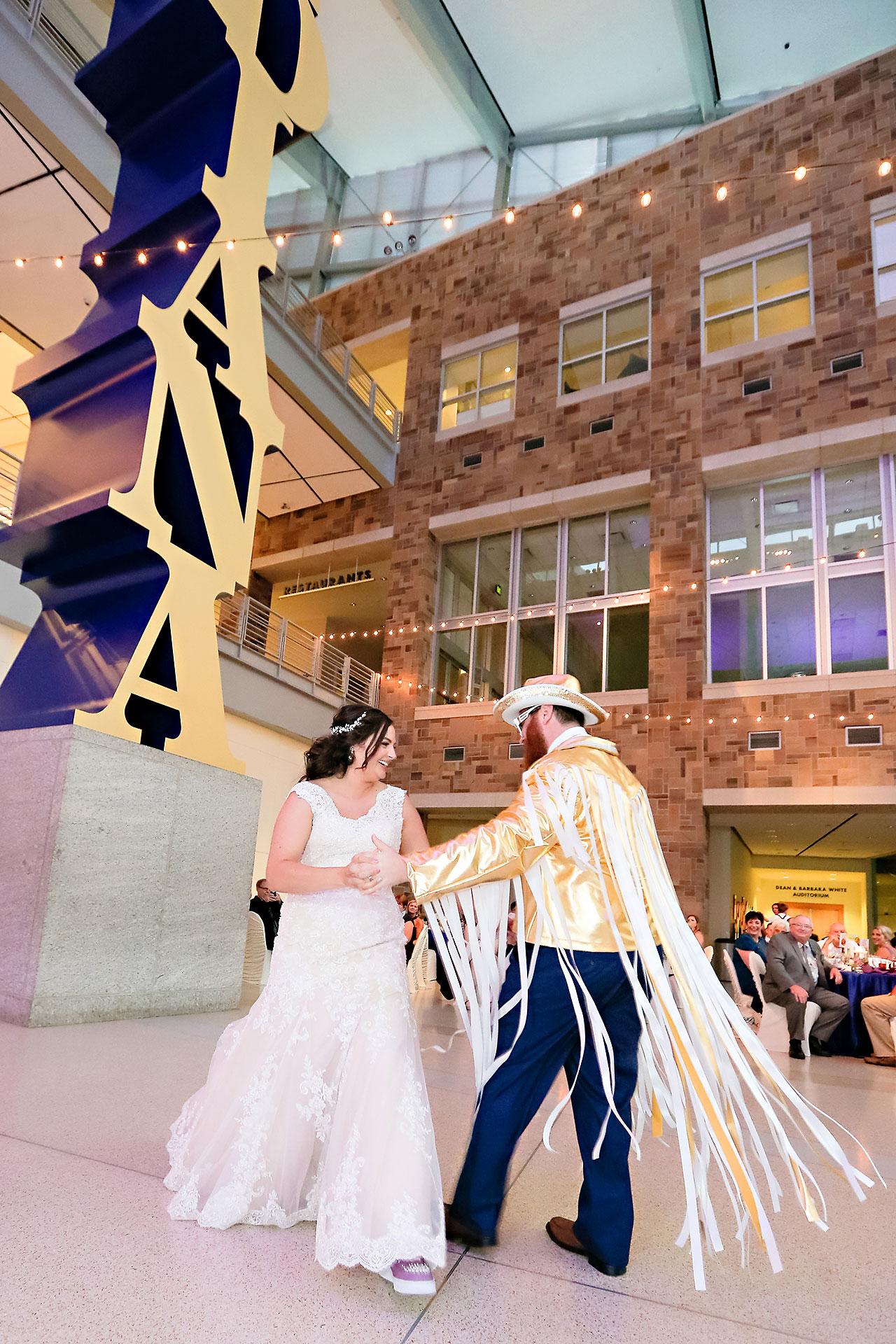 Kim Mike Indiana State Museum Wedding 269