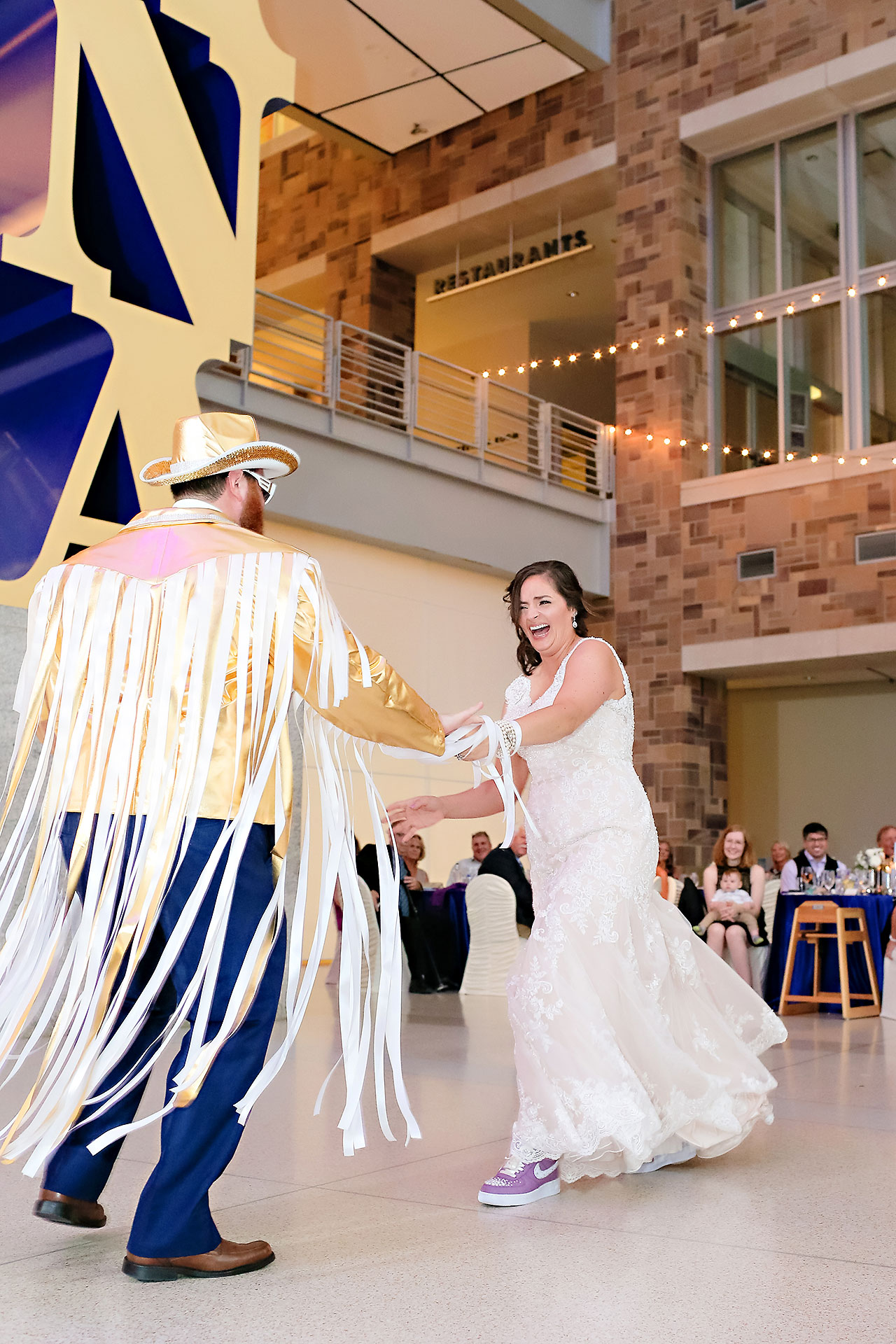Kim Mike Indiana State Museum Wedding 267