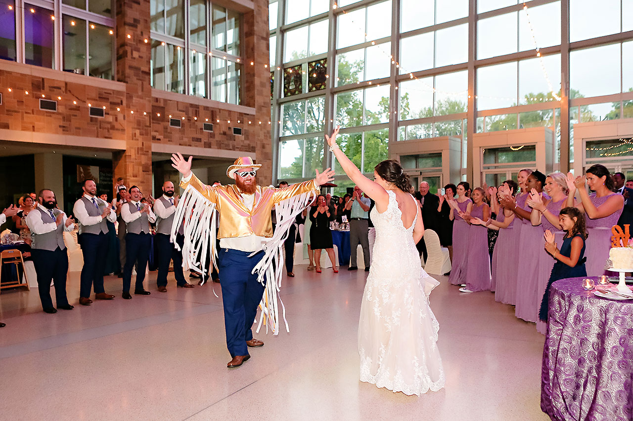 Kim Mike Indiana State Museum Wedding 264