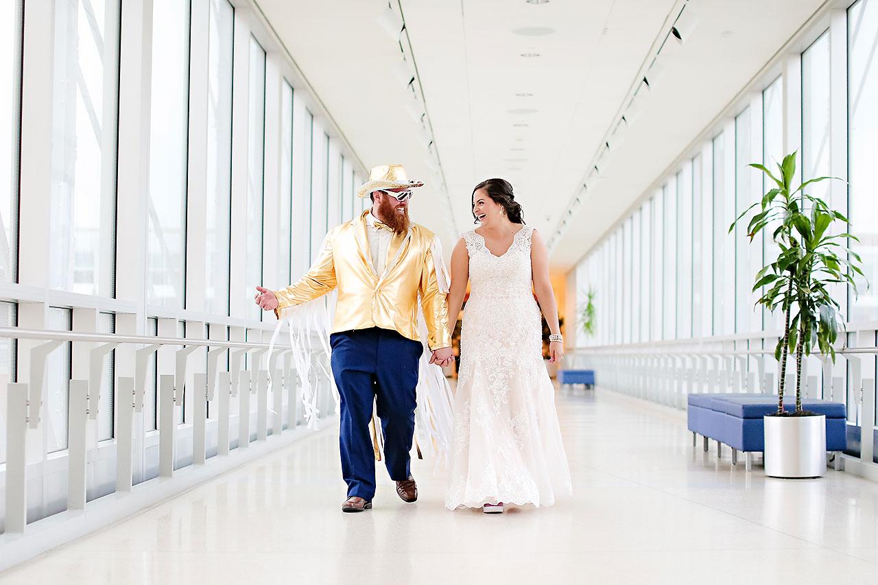 Kim Mike Indiana State Museum Wedding 258
