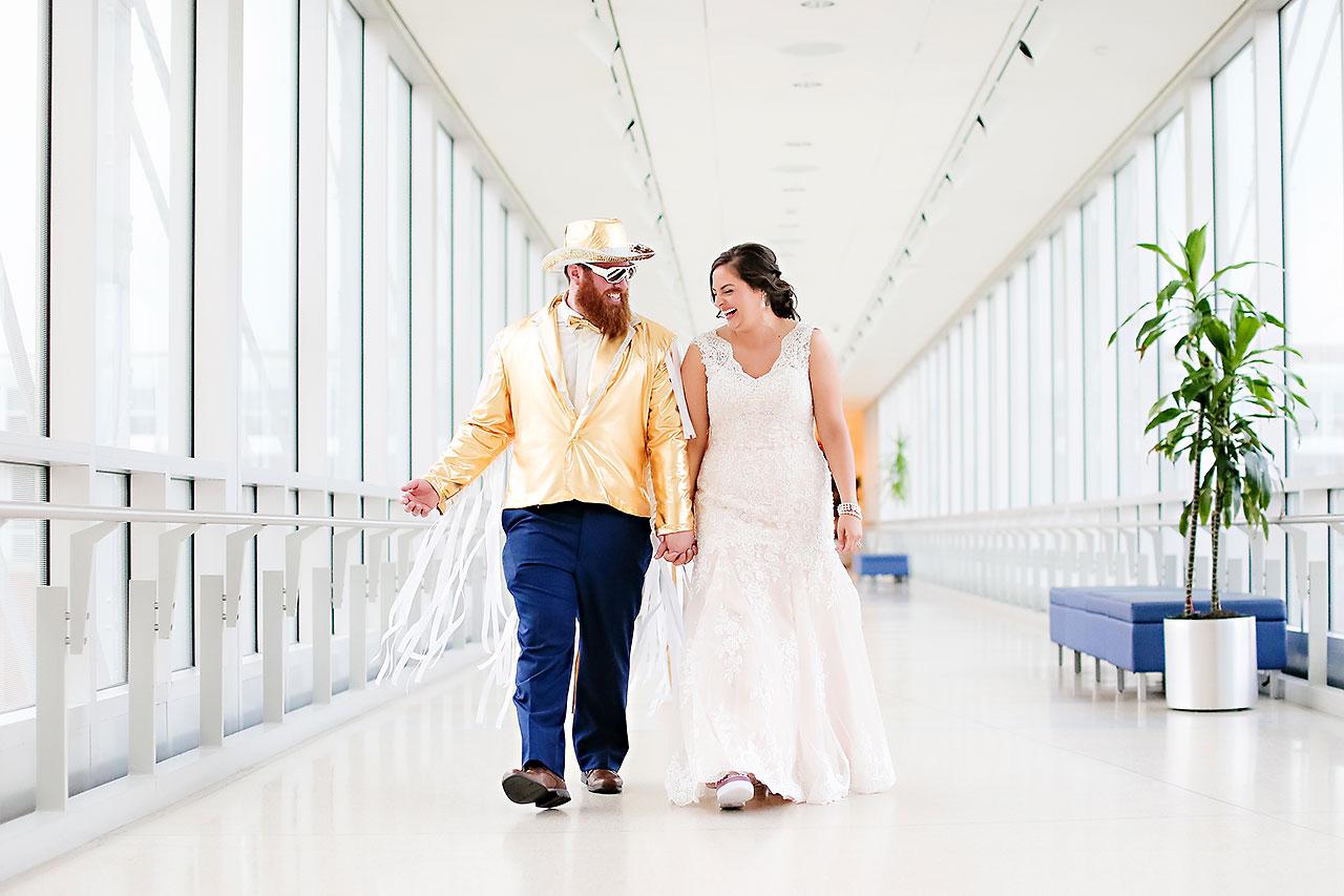 Kim Mike Indiana State Museum Wedding 259