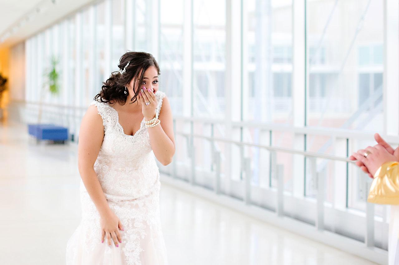 Kim Mike Indiana State Museum Wedding 256