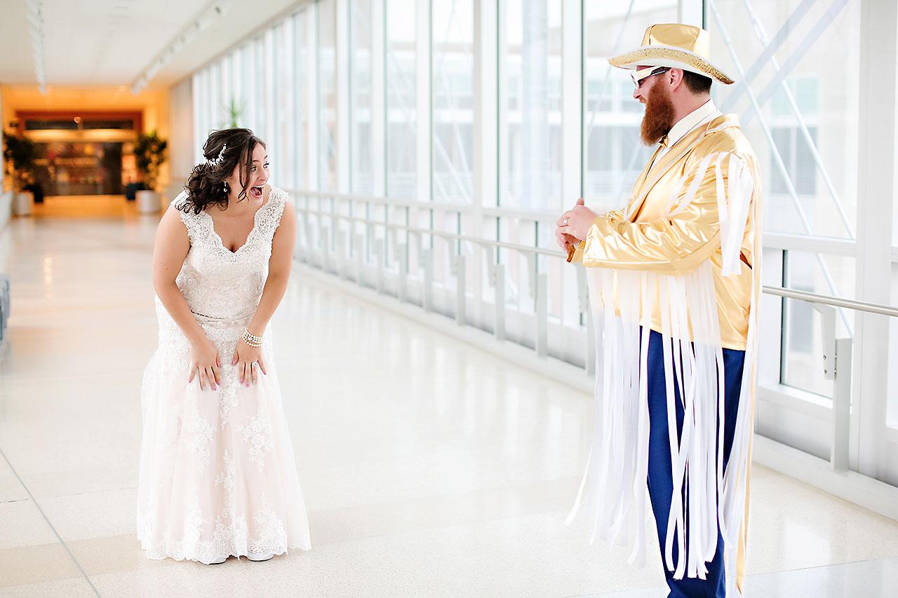 Kim Mike Indiana State Museum Wedding 257