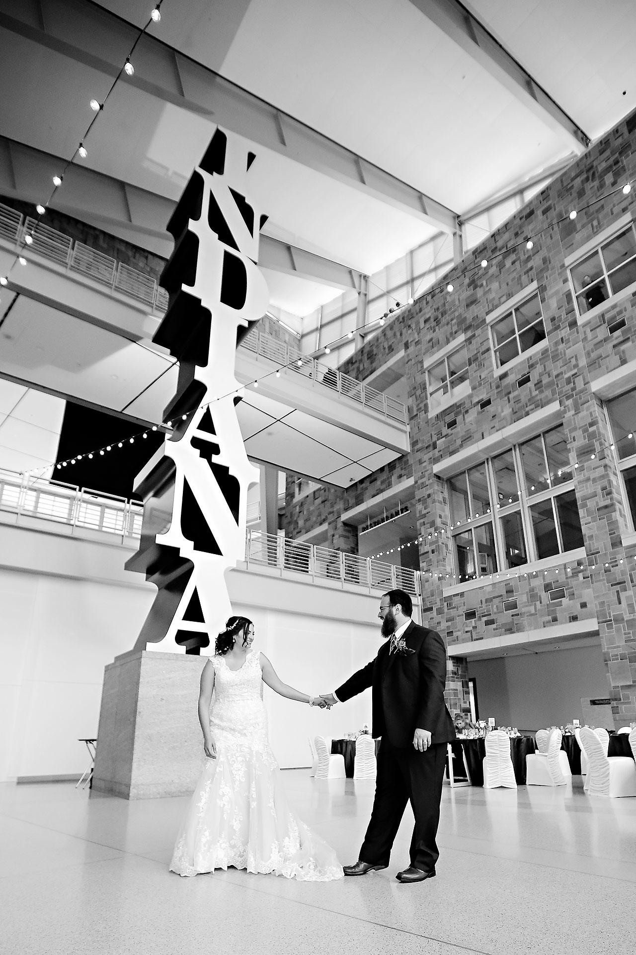 Kim Mike Indiana State Museum Wedding 248