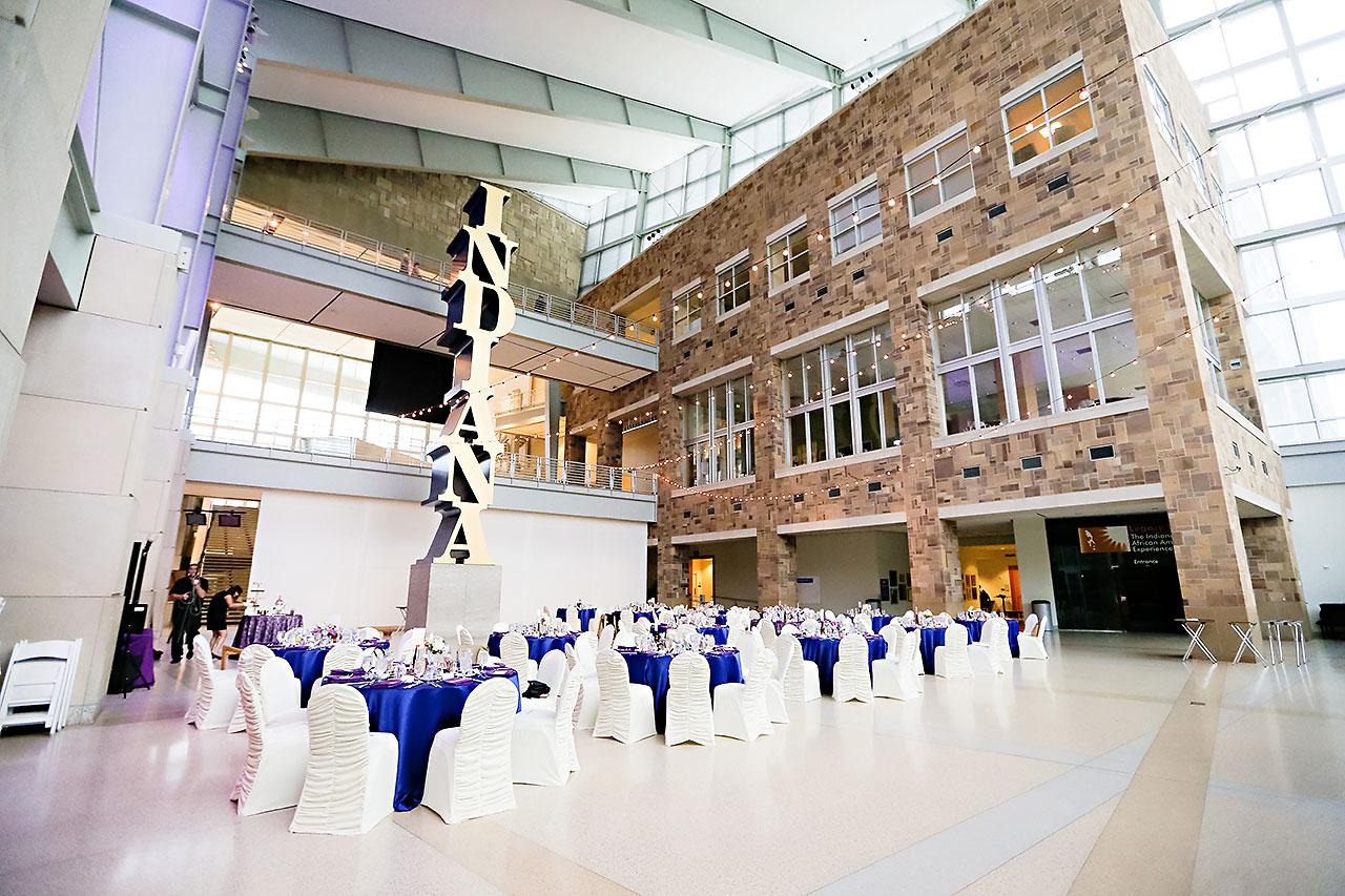 Kim Mike Indiana State Museum Wedding 226